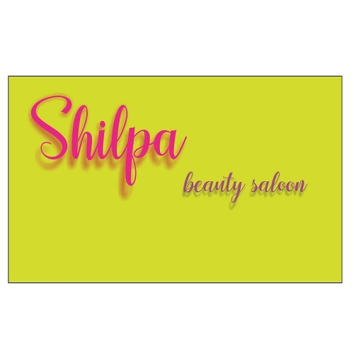 BEAUTY SALOON BUSINESS CARD