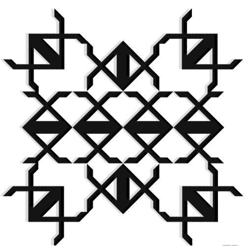 Angular Pattern Design